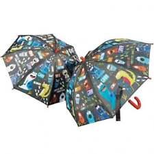 Soie & Rock Monster parapluie de changement de couleur-Watch out Monsters sur...