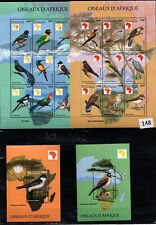 /// CENTRAL AFRICAN REP - MNH - BIRDS
