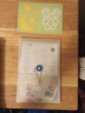 Creative Memories Baby Coverset Baby Shoes NIP Album Kit  Baby Boy Bundle
