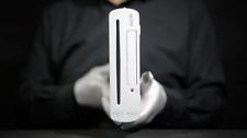 Nintendo Wii U 8GB Console White PAL - 'The Masked Man'