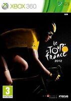 XBOX 360 Le tour De France 2012 Very Good Condition - 1st Class Delivery