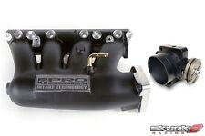 SKUNK2 Intake Manifold Pro Black+Throttle Body 70mm02-06 Acura RSX K20A2/K20Z1
