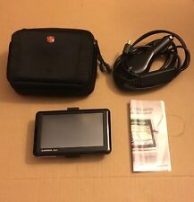 Garmin Nuvi 1390 GPS Barely Used Extras Travel Route Roadtrip