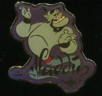 Aladdin Genie Disney Pin 4279