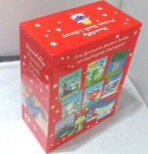 PICCADILLY PICTURE BOOK LIBRARY CHILDREN'S BOOKS BOOK SET SLIPCASE