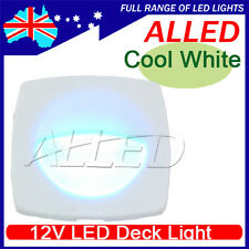 12V Waterproof Cool White LED Courtesy Light Car/RV/Marine/Trailer/Boat/Stair