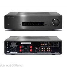 CAMBRIDGE AUDIO CX 60 Amplificatore integrato 2 x 60 Watt Wolfson WM8740 top
