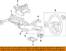VW VOLKSWAGEN OEM 09-17 CC-Steering Column 3C1419501S