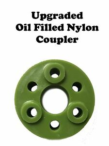 Coupler Isolator Upgraded fits Eaton M90 Supercharger Pontiac GTP SSEi Ultra GS