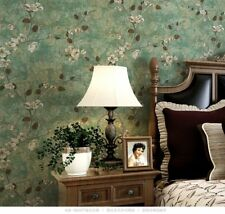 Vintage Floral Self Adhesive Contact Paper Non-Woven Peel and Stick Wallpaper