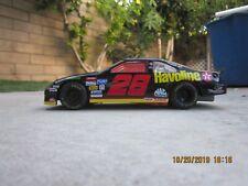 Revell Nascar Texaco Havoline #28 Ernie Ervan 1:24 Scale Diecast Car Thunderbird