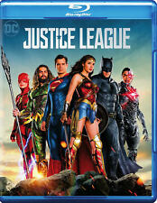 Justice League (Blu-ray / Dvd, 2018) New