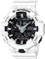 NEW CASIO GA-700-7A G-SHOCK Men's Big Case Analog & Digital World Time