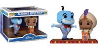 Funko POP! Vinyl: Disney: Movie Moment: Genie & Aladdin's First Wish - 409 - NEW