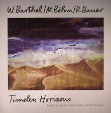 barthel- böhm - bauer-- timeless horizons  -  2- LP- re-release