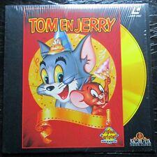Tom & Jerry - Tom & Jerry  - Laserdisc
