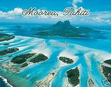 Tahiti - MOOREA - Travel Souvenir Fridge Magnet