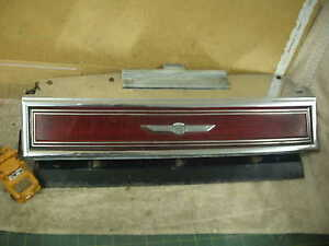 1982-83 CADILLAC SEVILLE TAIL LIGHT RH