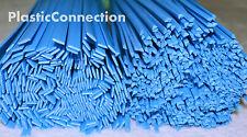 HDPE plastica saldatura Bacchette (PEHD) BLU MISTO 40pcs. AUTOMOBILISTICO, acqua