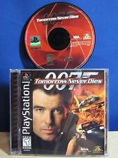 PlayStation PS1 007 Tomorrow Never Dies Video Game