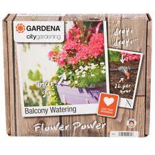 Gardena 1407-20 city gardening Balkon Bewässerung für Blumenkästen