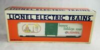 Lionel 6-19910 1990 O Gauge Christmas Holiday Seasons Greetings Boxcar Wrong Box