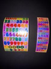 🦁☂️Sandylion je 1 Maxi Buchstaben + Zahlen pearly  Scrapbooking Sticker☂️🦁