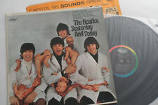 THE BEATLES__Original__3rd STATE__BUTCHER ALBUM__SUPER NICE COVER__EX+!!!