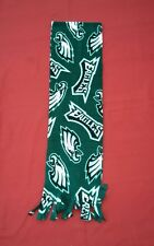 NFL FLEECE SCARF PHILADELPHIA EAGLES  APPROX 60 x 6 inches UNISEX MULTI- COLOR