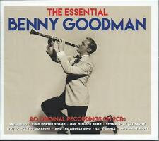 Benny Goodman - The Essential [Best Of / Greatest Hits] 2CD NEW/SEALED