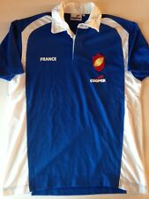 POLO RUGBY - MAILLOT EQUIPE DE FRANCE - COOPER // TAILLE XL