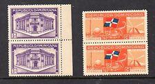 Republica Dominicana Valores del año 1936-39 (DD-235)
