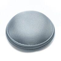 Mini Bolsa Funda Porta para Auriculares Lona Color Gris H7A9