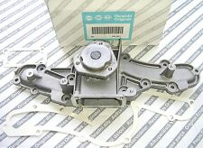 Alfa Romeo 147 156 GTA 3.2 V6  New GENUINE Water Pump METAL Impellor & Gaskets
