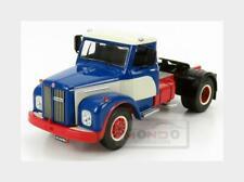 Scania 110 Super Tractor Truck 1953 Blue White IXO 1:43 TR059 Model