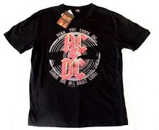 """MENS AC DC """"YOU SHOOK ME ALL NIGHT LONG"""" T SHIRT, SZ EXTRA LARGE, NEW WITH TAGS"""
