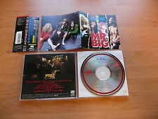 @ CD MR. BIG - RAW LIKE SUSHI II / ATLANTIC RECORDS 1992 ORG / MELODIC JAPAN+OBI