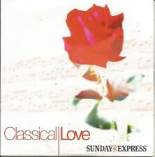 CLASSICAL LOVE - EXPRESS PROMO MUSIC CD