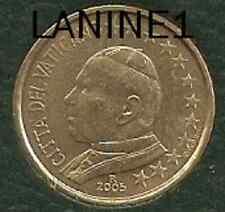 10 CENT DU COFFRET BU VATICAN 2005 (RARE)