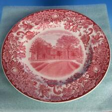 Wedgwood Collector Plate - St Paul's School 1928 - The Lower School
