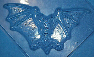 ONE LARGE BAT SHAPED HALLOWEEN CHOCOLATE MOULD OR PLASTER MOULD
