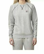 NEW Fila Ladies' French Terry Crewneck Sweater- VARIETY