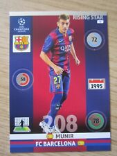 Champions League 2014/15 Rising Star card Munir of Barcelona