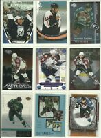 2007 07-08 UD UPPER-DECK NHL'S BEST INSERT AVALANCHE JOE SAKIC #B9