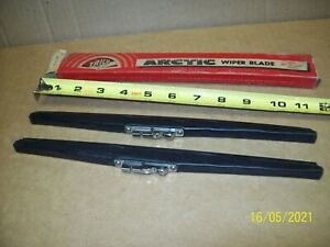 "Jeep CJ5 CJ7 Commando CJ6 Ford Bronco Front Windshield 11"" Winter Wiper Blades"