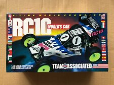 #6002  Team Associated Re Release RC10 Worlds Car Kit /NEW IN BOX
