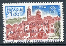 STAMP / TIMBRE FRANCE OBLITERE N° 1928 VILLAGE PROVENCAL