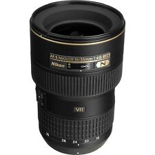 Nikon AF-S Nikkor 16-35mm f/4G ED VR Wide Angle Zoom Lens for DSLR Cameras
