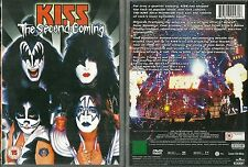 RARE / DVD - KISS : THE SUCCESS STORY - BIOGRAPHY DOCUMENTARY / ZONE 2 : EUROPE
