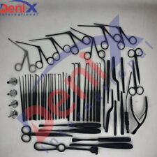 Tympanoplasty Instruments Set Micro Ear Surgery Ent Fine Quality
